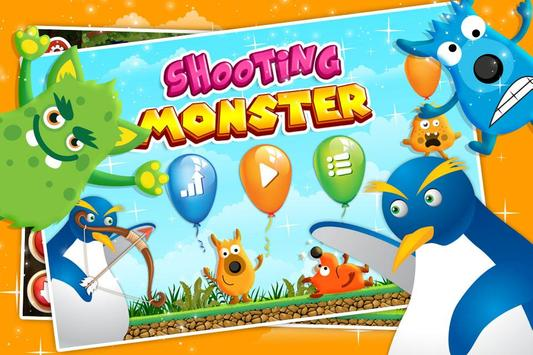Shooting Monster poster