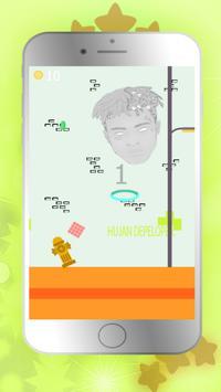 XXXTentacions Dunk Jump screenshot 1