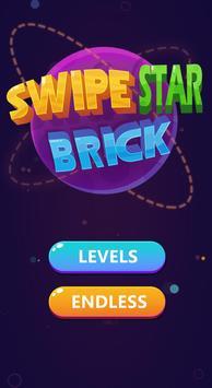 Swipe Star Bricks - The Best Time Killer! screenshot 4