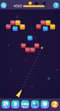 Swipe Star Bricks - The Best Time Killer! screenshot 3