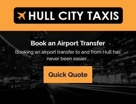 Hull City Taxis poster