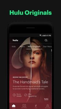 Hulu poster