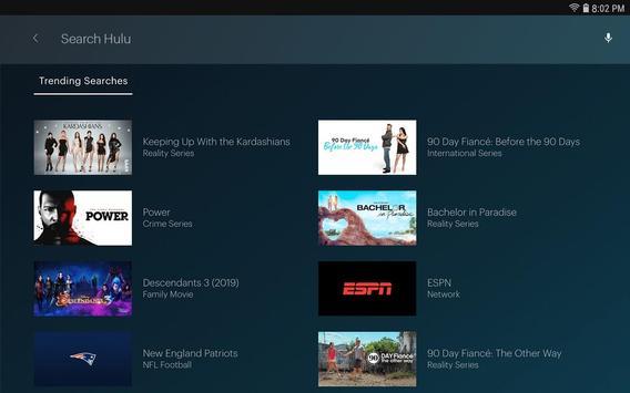 Hulu screenshot 10