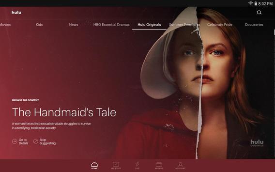 Hulu screenshot 9