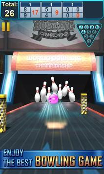 Real Bowling Star - World Champions Sports Game screenshot 1