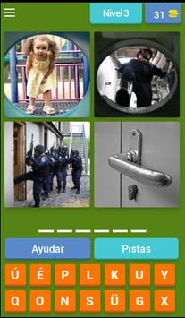 4 fotos 1 palabra 2018 screenshot 3