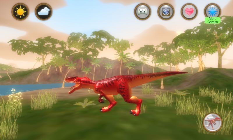 Allosaurus Roblox Jurassic Park Talking Allosaurus For Android Apk Download