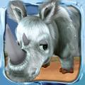 Talking Woolly Rhinoceros