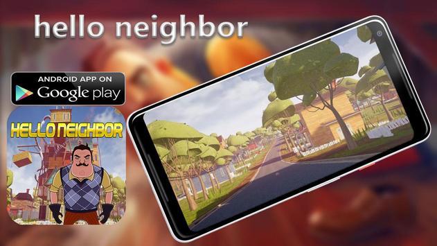 guide for Hi Neighbor Act seires screenshot 1