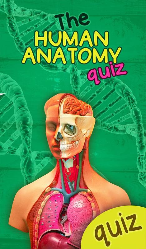 The Human Anatomy Quiz App On Human Body Organs For Android Apk