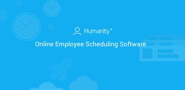 Humanity - Employee Scheduling