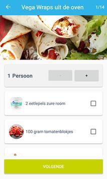 Humanitas DMH Kook App screenshot 1