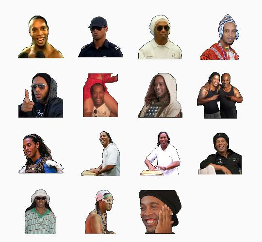 Memes Ronaldinho Stickers Wastickerapps For Android Apk