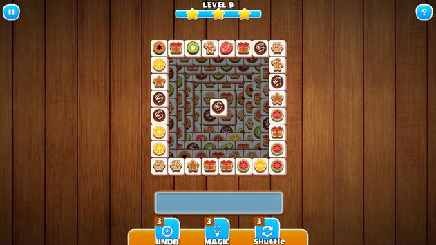 Tile Match Sweet - Classic Triple Matching Puzzle screenshot 5