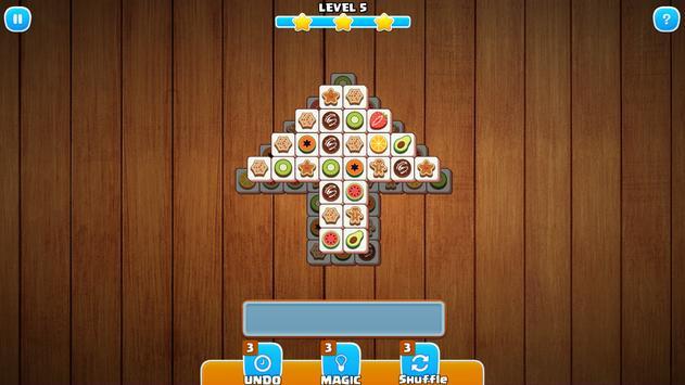 Tile Match Sweet - Classic Triple Matching Puzzle screenshot 7