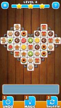 Tile Match Sweet - Classic Triple Matching Puzzle poster