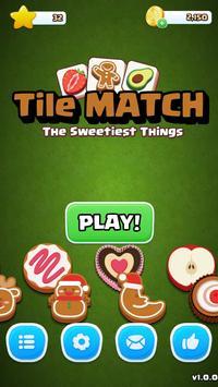 Tile Match Sweet - Classic Triple Matching Puzzle screenshot 16