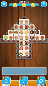 Tile Match Sweet - Classic Triple Matching Puzzle screenshot 1