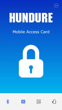 mCard Access screenshot 1