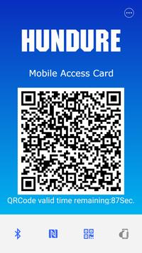 mCard Access screenshot 3