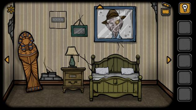 Thriller puppet:The forgotten room poster
