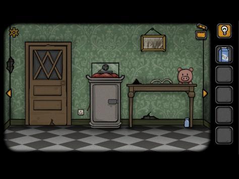 Thriller puppet:The forgotten room screenshot 11
