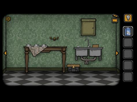 Thriller puppet:The forgotten room screenshot 13