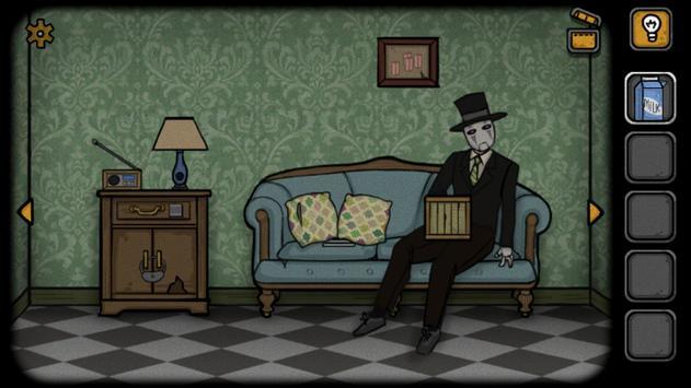 Thriller puppet:The forgotten room screenshot 1