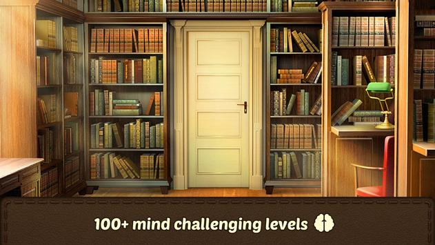 100 Doors Games 2020: Escape from School screenshot 11