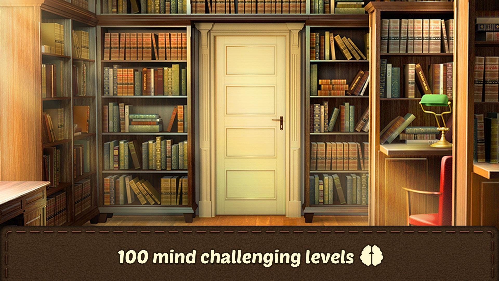 100 Doors Games 2019: Escape from School for Android - APK