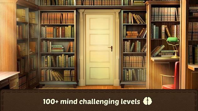 100 Doors Games 2020: Escape from School screenshot 1