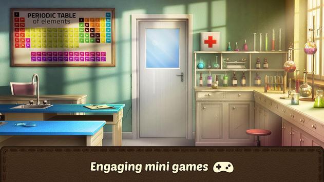 100 Doors Games 2020: Escape from School screenshot 2