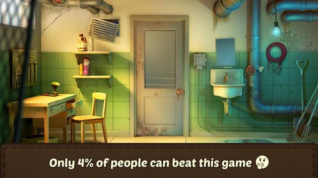 100 Doors Games 2020: Escape from School screenshot 5