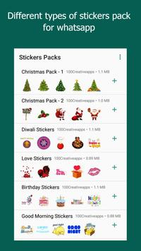 Stickers for Whatsapp,WAStickerapps poster