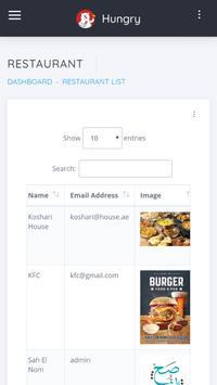 Hungry - Restaurant Partners screenshot 6