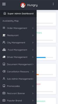 Hungry - Restaurant Partners screenshot 2