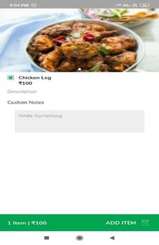 HungryVeels - Food Delivery Service In Kalaburgi screenshot 1