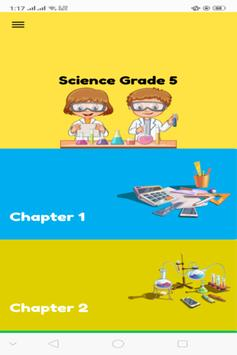 Science Grade 5 screenshot 1