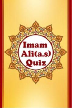 Imam Ali(a.s)Quiz poster