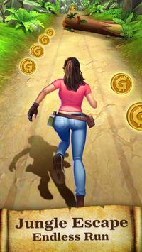 Endless Run: Jungle Escape पोस्टर