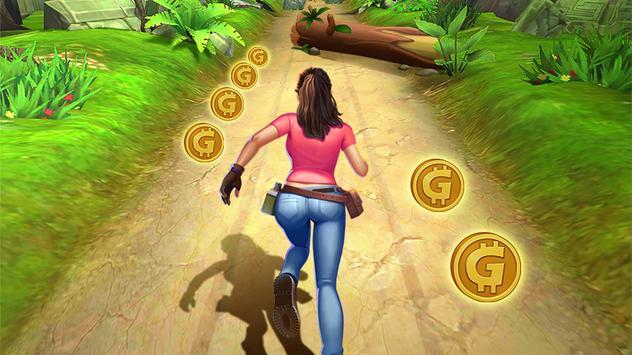 Endless Run: Jungle Escape स्क्रीनशॉट 11