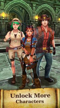 Endless Run: Jungle Escape स्क्रीनशॉट 2