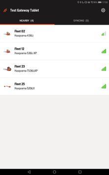 Husqvarna Fleet Services Gateway screenshot 4