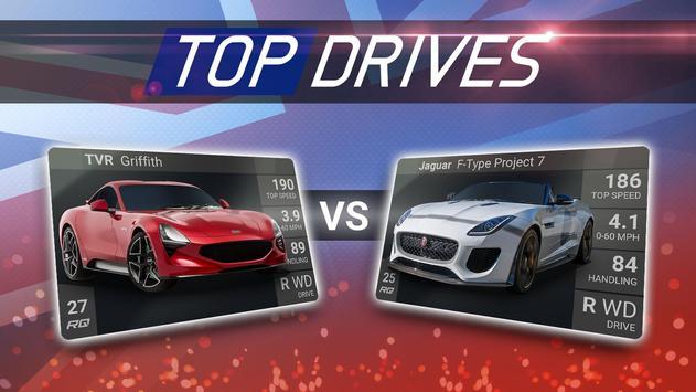 Top Drives Plakat