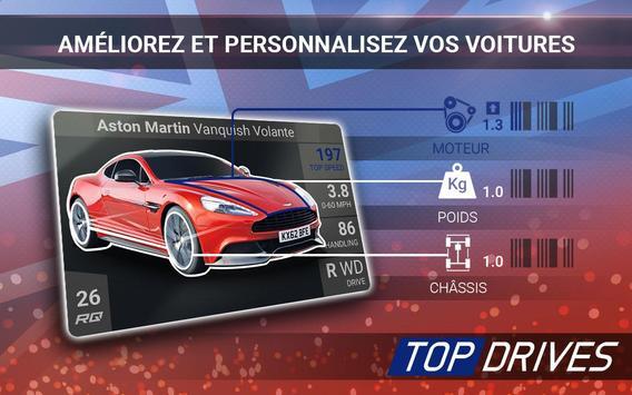 Top Drives capture d'écran 10
