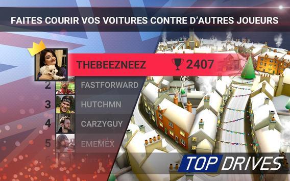 Top Drives capture d'écran 11