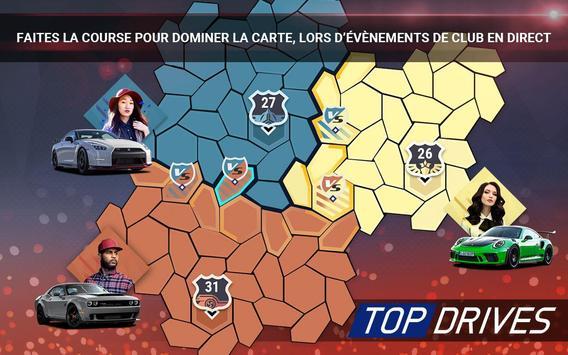 Top Drives capture d'écran 20