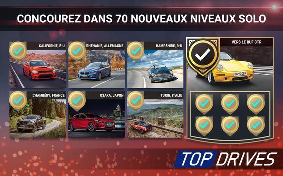 Top Drives capture d'écran 21