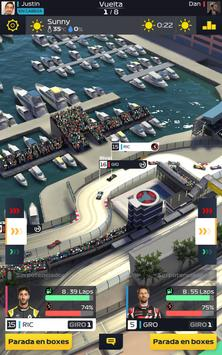 F1 Manager Poster