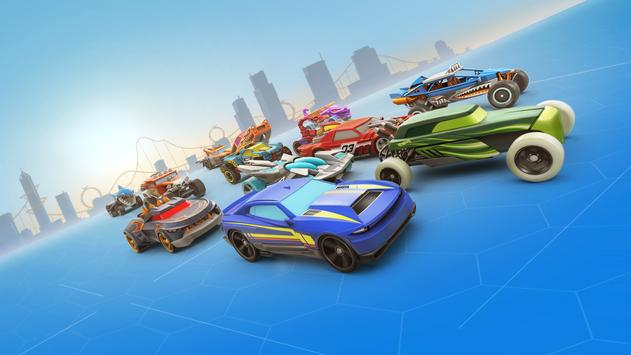 Hot Wheels: Race Off captura de pantalla 4